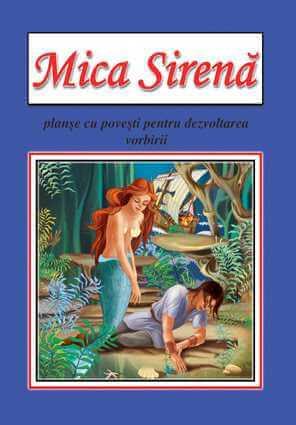 Mica Sirena Planse cu povesti