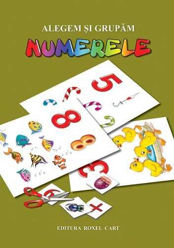 Numerele-Alegem si grupam Planse