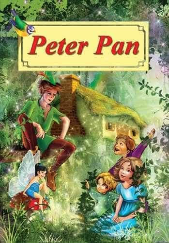 Peter Pan-Poveste ilustrata
