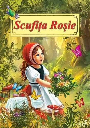 Scufita Rosie-Poveste ilustrata