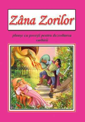 Zana Zorilor Planse cu povesti