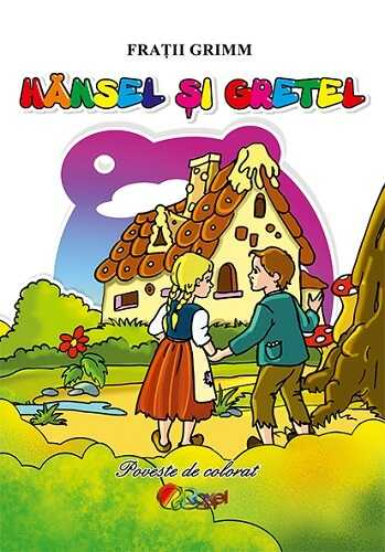hansel-si-gretel-carte-de-colorat