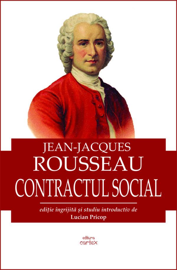 Jean-Jacques Rousseau, Contractul social