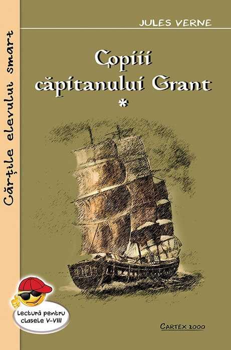 Copiii capitanului Grant vol.1-Jules Verne