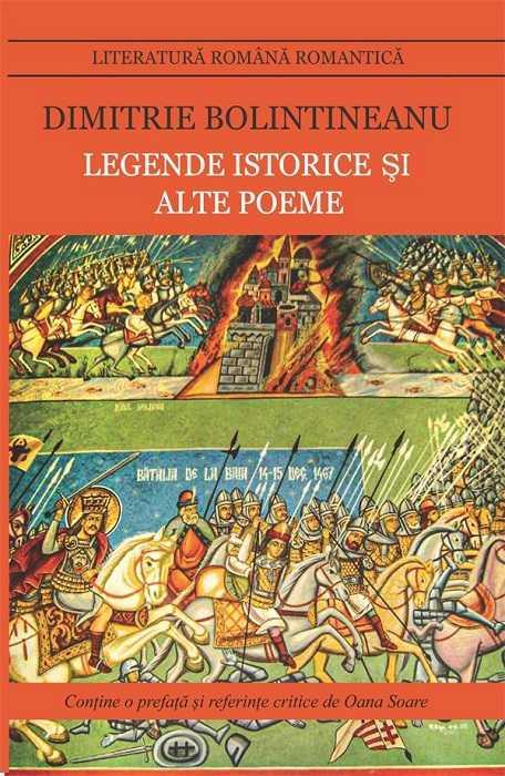 Legende istorice si alte poeme