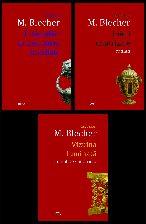 Pachet de autor M. Blecher