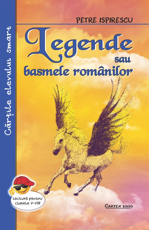 legendele sau basmele romanilor_Ispirescu